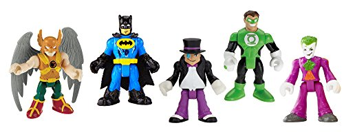 Super Friends Green Lantern (Fisher-Price Imaginext DC Super Friends, Heroes & Villains Pack)