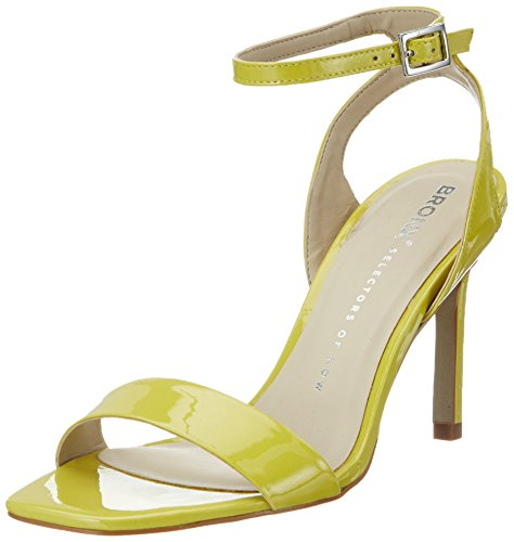1243 Vert 57 Bronx Bride Cheville Bclassyx Lime Femme BX 5FHH4qcA
