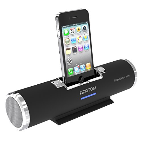 AZATOM Streetdance 1 Docking station speaker with 30pin for iPhone...