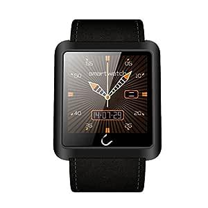 Netspower U10L inteligente reloj Mobile Anti - perdido Bluetooth 3.0 Diseño con manos libres de llamadas / llamada Vibración / Seguimiento podómetro / ...