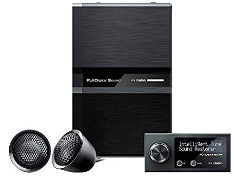 Clarion Z3 Full Digital Sound Processor & Tweeters (Clarion Android)