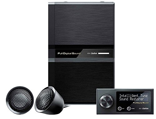 Clarion Z3 Full Digital Sound Processor & Tweeters