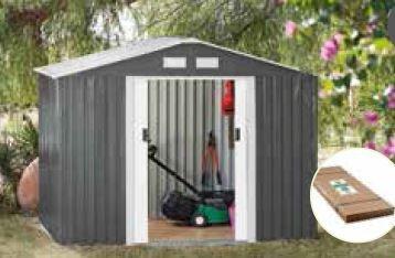 CASETA GRANDE INFINITY HIGH DOOR (GRIS)