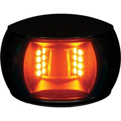 Hella NaviLED 2nm Towing Navigation Lamp, Black/Amber