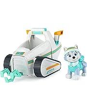 PAW Patrol, sneeuwschuiver met Everest-verzamelfiguur, voor kinderen vanaf 3 jr.