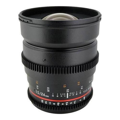 Rokinon Cine CV24M-S 24mm T1.5 Cine Wide Angle Lens  for Son
