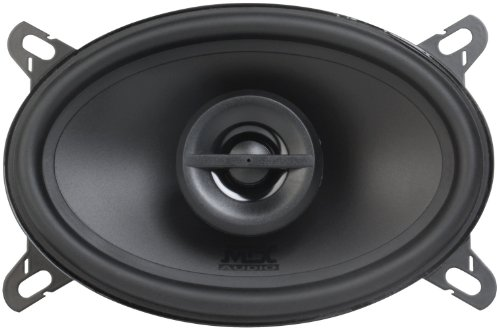 MTX Audio TERMINATOR462 RMS Coaxial Speakers - Set of 2 (Mtx Auto Speakers)