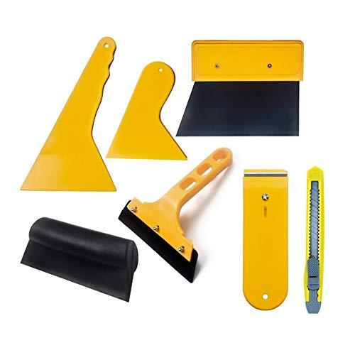 Window Film Tool Kit - Window Tint Installation Kit for Car & Home - DIY Window Film Removal Application Tool Kit ()