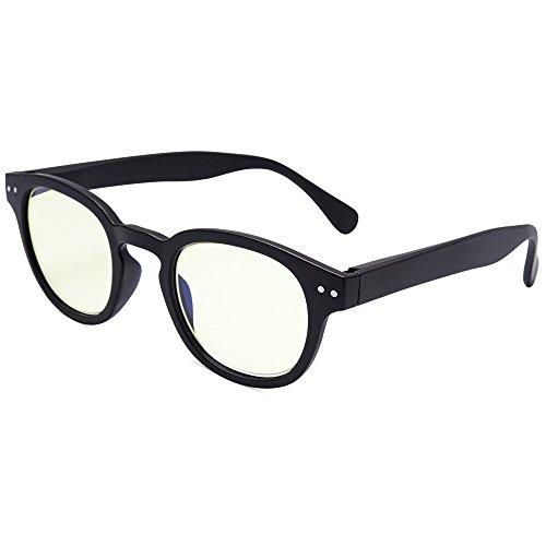 EYEGUARD Anti Blue Light Glasses For Kids Spring Hinges Computer Glasses,UV Protection Anti Glare - For Computer Eyeglasses Screen Protection
