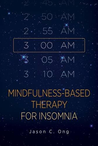 Mindfulness Based Therapy For Insomnia