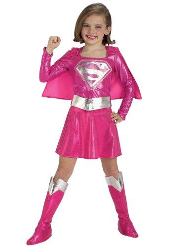 Supergirl Child Costume - Medium