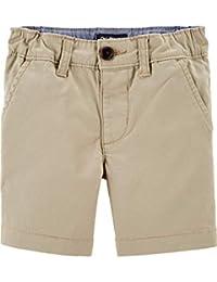 Boys' Kids Stretch Flat Front Short