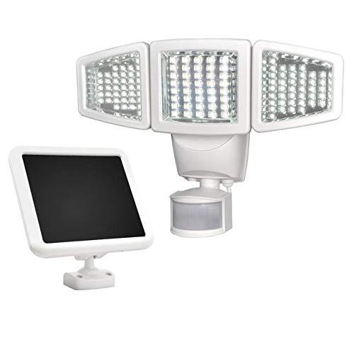 Sunforce 82123 120-LED Triple Head Solar Motion Light