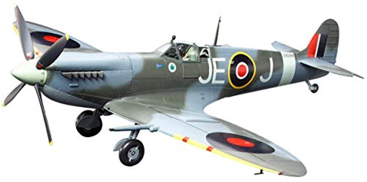 [해외] 퍼터미야 1/32 에어 크래프트 시리즈 NO.19 영국 공군 슈퍼 마린 스핏파이어 MK.IXC 프라모델  60319