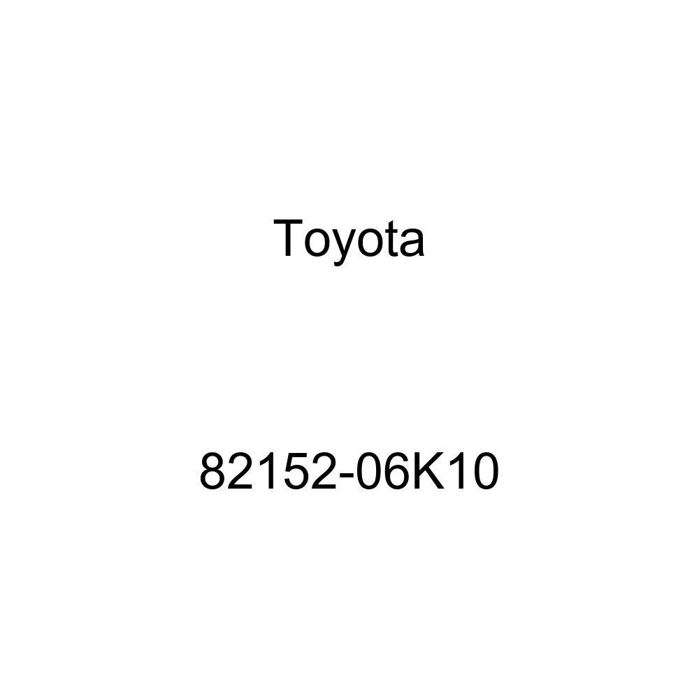 Genuine Toyota 82152-06K10 Door Wire