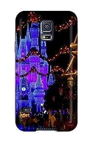 [VSVyoCZ2097PXoXw]premium Phone Case For Galaxy S5/ Christams Tokyo Tpu Case Cover