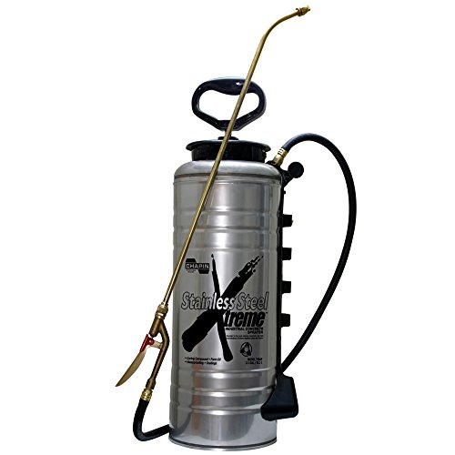 Chapin 19069 3.5-Gallon Xtreme Stainless Steel Concrete O...