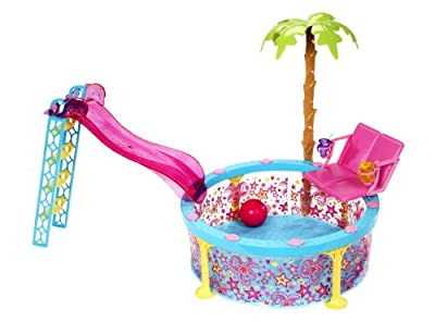 Barbie Glam Pool from Mattel
