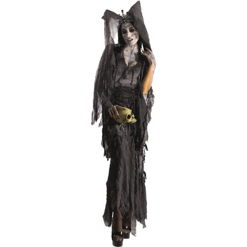 Rubie's Lady Gruesome, Gray, One Size -