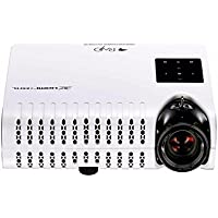 RAYO Home Theater Projector Rayo R70 White