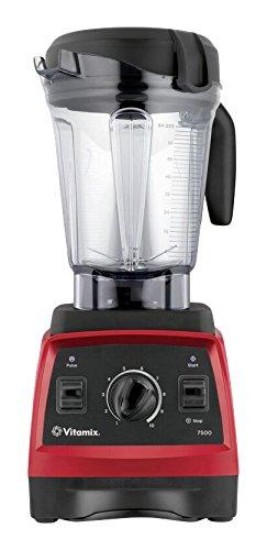 Vitamix Certified Reconditioned Next Generation Blender, Red
