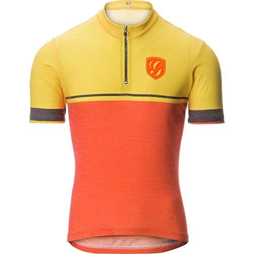 Giordana Sport 2017 Men s Merino Wool Sport Short Sleeve Cycling Jersey – GS -S6-SSWO-GSPT 2b23552cb