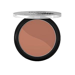 lavera Poudre bronzante – Mineral Sun Glow Powder Sunset Kiss 02 – 2 teintes assorties – vegan – Cosmétiques naturels – Make up – Ingrédients végétaux bio – 100% Naturel Maquillage (9 g)
