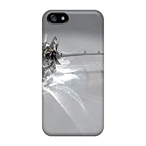 Iphone Case - Tpu Case Protective For Iphone 5/5s- Finally It Fell