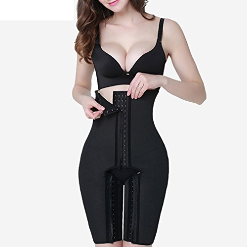 YT-REGF Steel Bones Latex Waist Shaper Plus Size Shapewear Women