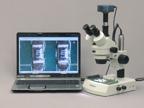 AmScope 10MP USB2 Digital Camera for Microscope + Software by AmScope (Image #3)