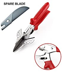 Multi Angle Miter Shear Cutter Hand Tool...