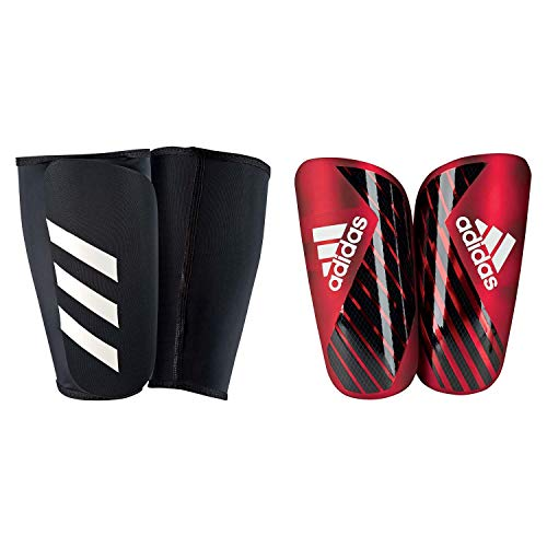 White Active Pro Guards Shin Adidas Black Red Off X Active cYBycwFqp7