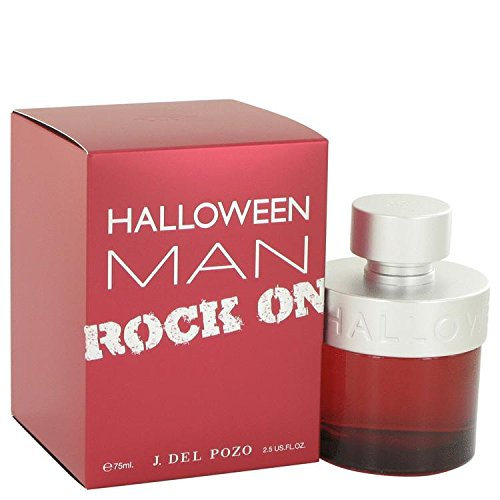 Halloween Man Rock On by Jesus Del Pozo Eau De Toilette Spray 2.5 oz for Men - 100% Authentic for $<!--$31.24-->
