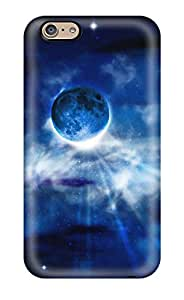 Protective Tpu Case With Fashion Design For Iphone 6 Hd Space