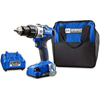 Kobalt 24-Volt Max Lithium Ion 1/2-in Cordless Brushless Drill with Battery Soft Case