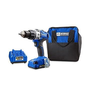 KOBALT KDD 1424A-03 2.0Ah Cordless Drill