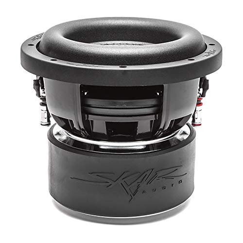 "Skar Audio ZVX-8 8"" 2 Ohm SPL Subwoofer"