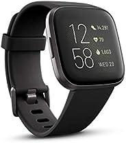 Fitbit Versa 2 Health & Fitness Smartwatch With Heart Rate, Music, Alexa Built-In, Sleep & Swim Tracki