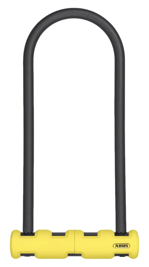 Abus Unisex 430forwardslash170hb Super Ultimate D-lock, Black, 30cm