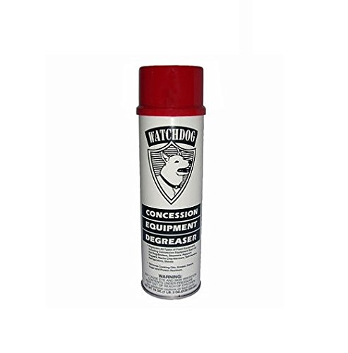 Concession Equipment - Watchdog Concession & Equipment Cleaner