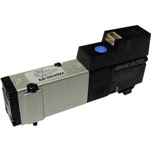 SMC VVZS2000-20A-1 - SMC VVZS2000-20A-1 Pneumatic Manifold, Series Compatibility: VZS2000, Compatible Fluid: Air, Inert Gases
