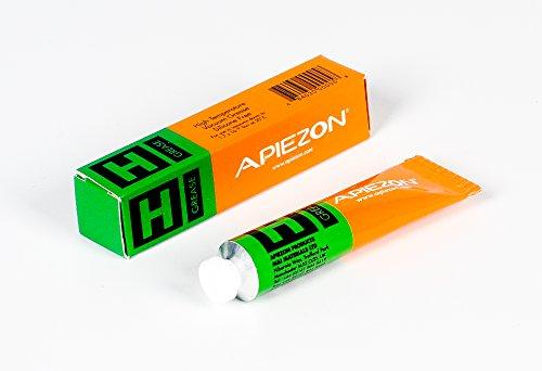 Apiezon H High Temperature Vacuum Grease, Silicone Free, Hydrocarbon, 25 G (High Density Vacuum)
