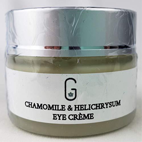 Glowing Orchid Organics Helichrysum & Chamomile Eye Cream 30ml