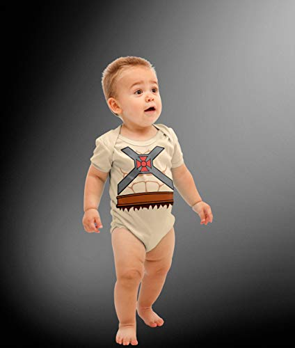 (Baby Superhero Man Costume)
