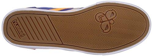 Hummel Fashion Mens Sneakers Blu