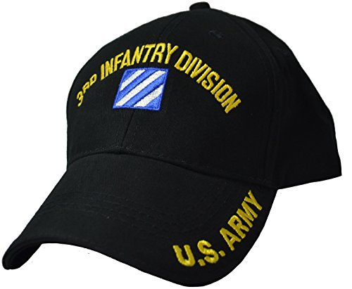 3rd Infantry Division Low Profile Cap