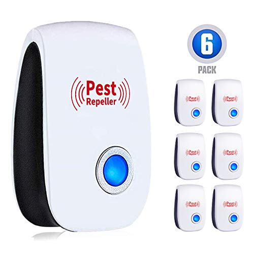 WahooArt Ultrasonic Pest Repeller