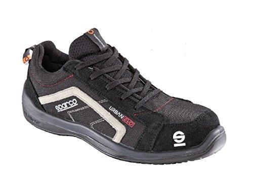 Sparco 0751840NRNR Zapatillas Negro 40