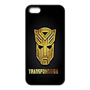 Xinta Custom Designer Personalized Cool Transformers TPU Cover Case for iphone 5S XITA3771309