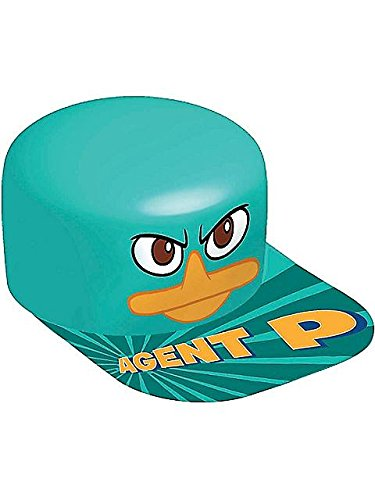 VAC FORM HAT PHINEAS AND FERB (1 per (Ridiculous Hat)